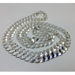 Srebrny łańcuszek BM8