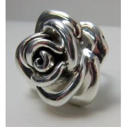 Pierścionek róża P14