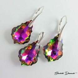 Komplecik biżuterii z kamieniami Swarovski® Elements